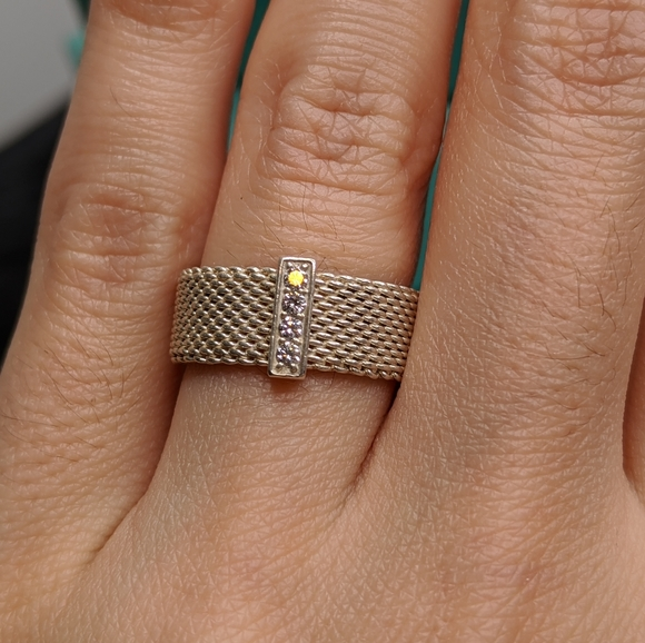 Tiffany Amp Co Jewelry Tiffany And Co Somerset Ring With